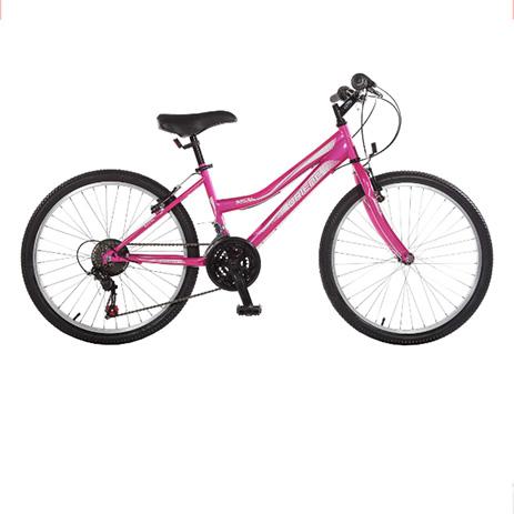 """Γυναικείο Ποδήλατο Orient ATB Excel 24"""" Lady, Φούξια paixnidia hobby podhlata gynaikeia"""