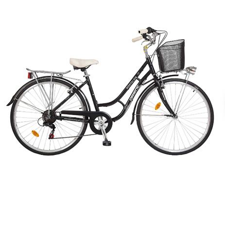 """Γυναικείο Ποδήλατο Orient City Bikes Alloy Nostalgie 28"""" Lady, Μαύρο paixnidia hobby podhlata gynaikeia"""