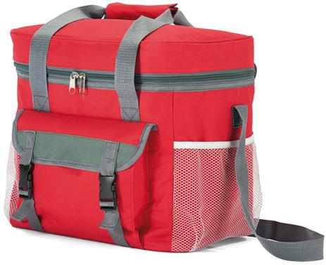 Ισοθερμική Τσάντα Benzi BZ4365 Κόκκινη khpos outdoor camping epoxiaka camping cygeia tsantes