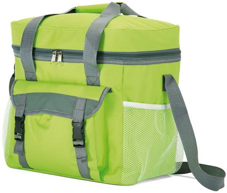 Ισοθερμική Τσάντα Benzi BZ4365 Πράσινη khpos outdoor camping epoxiaka camping cygeia tsantes