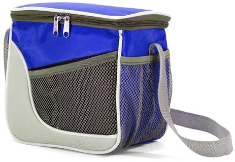 Ισοθερμική Τσάντα Benzi BZ4692 Μπλε khpos outdoor camping epoxiaka camping cygeia tsantes