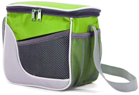Ισοθερμική Τσάντα Benzi BZ4692 Πράσινη khpos outdoor camping epoxiaka camping cygeia tsantes
