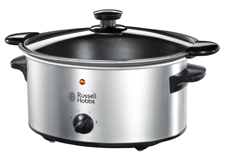 Slow Cooker Cook@Home Russell Hobbs 22740 Searing