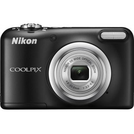 Φωτογραφική Μηχανή Nikon Coolpix A100 Black & Θήκη paixnidia hobby fotografikes mhxanes compact