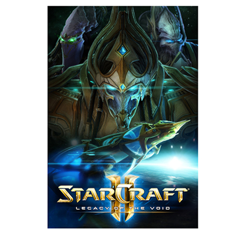 Starcraft II: Legacy Of The Void - PC Game gaming games paixnidia pc
