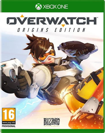 Overwatch Origins - XBox One Game gaming games paixnidia xbox one