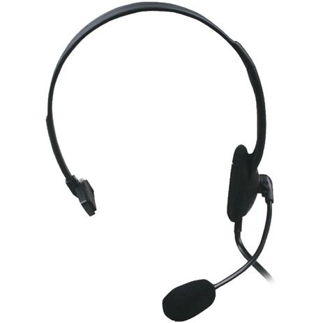 Ακουστικά Rj9 για Τηλεφωνικές Συσκευές Konig CMP-HEADSET28 hlektrikes syskeyes texnologia stauerh thlefonia thlefona