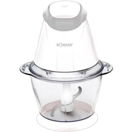 Multi Mixer 2 σε 1 Bomann MZ 449 Λευκό (250w) hlektrikes syskeyes texnologia oikiakes syskeyes polykoptes