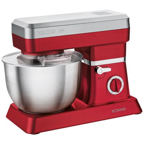 Kουζινομηχανή Bomann KM 398 Κόκκινη (1200w) hlektrikes syskeyes texnologia oikiakes syskeyes koyzinomhxanes