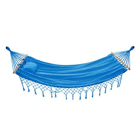 Summer Club Αιώρα Canvas 200x80cm Μπλε (13307)