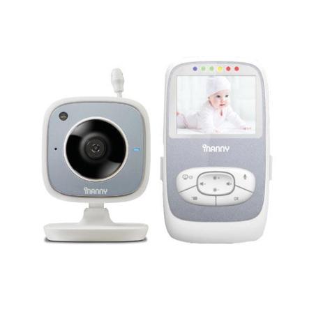 """Baby Monitor με Βίντεο Wifi με Οθόνη 2,4"""" I-Nanny NM288 hlektrikes syskeyes texnologia systhmata asfaleias epoptika systhmata"""