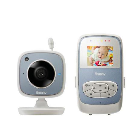 "Baby Monitor με Βίντεο με Οθόνη 1,8"" I-Nanny NM108 hlektrikes syskeyes texnologia systhmata asfaleias epoptika systhmata"