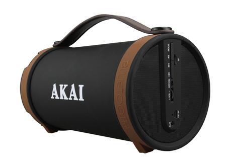 Φορητό Ηχείο Bluetooth Akai ABTS-22 hlektrikes syskeyes texnologia eikona hxos hxeia