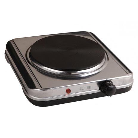 Ηλεκτρική Εστία Μονή Elite EHP-0286X Inox (1500w)