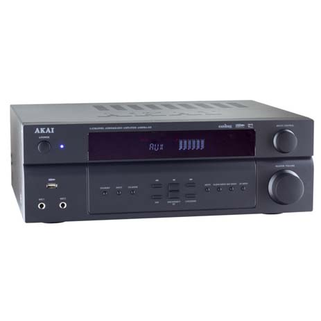 Ράδιο-Ενισχυτής Ήχου 5.1 Bluetooth/Karaoke Akai AS009RA-558 hlektrikes syskeyes texnologia eikona hxos radiocdhi fi
