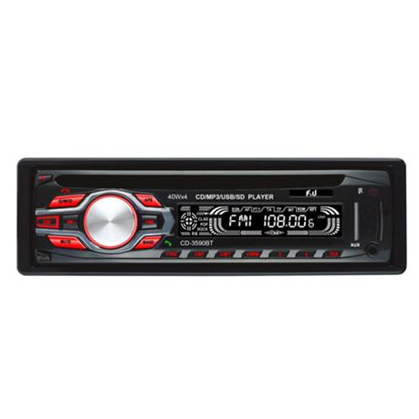 Ηχοσύστημα Αυτοκινήτου με Bluetooth & USB F&U CD-3590BT hlektrikes syskeyes texnologia eikona hxos hxosysthmata aytokinhtoy