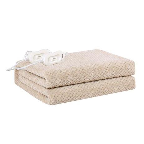 Θερμαινόμενο Υπόστρωμα Fleece Διπλό Primo TT160*140-2X 140x160cm Μπεζ