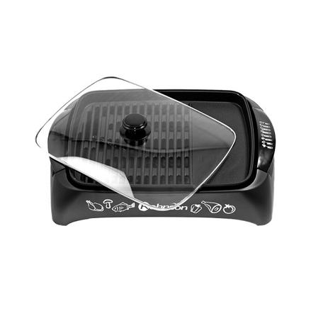 Ψηστιέρα BBQ Rohnson R-250n 2200w