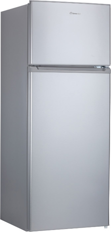 Δίπορτο Ψυγείο Inventor INVMS240A 240lt Ασημί hlektrikes syskeyes texnologia oikiakes syskeyes cygeia katacyktes