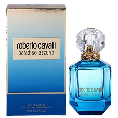 Roberto Cavalli Paradiso Azzurro Eau de Parfum 75ml fashion365 aromata gynaikeia aromata