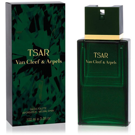 Van Cleef & Arpels Tsar Eau de Toilette 100ml fashion365 aromata andrika aromata