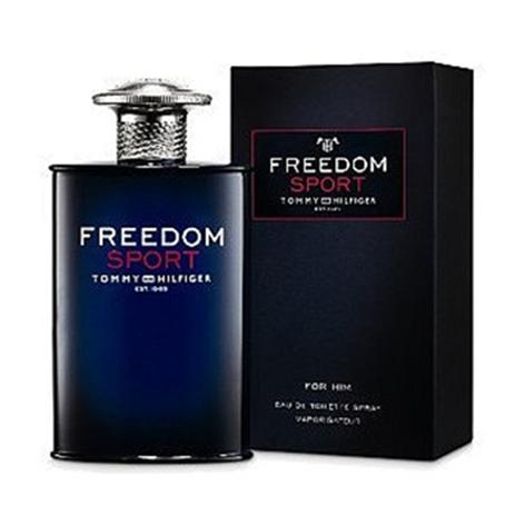Tommy Hilfiger Freedom Sport Eau de Toilette 100ml fashion365 aromata andrika aromata