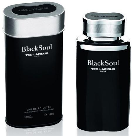 Ted Lapidus Black Soul Eau de Toilette 100ml fashion365 aromata andrika aromata