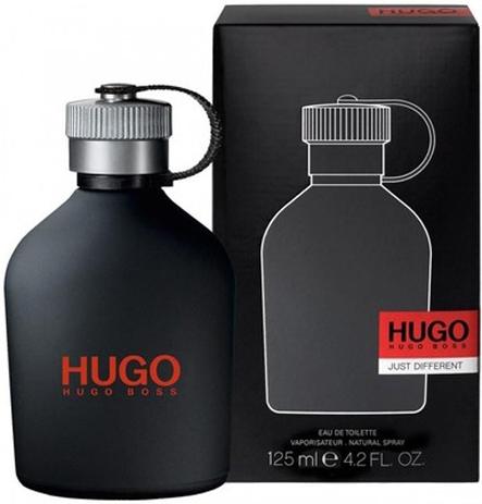 Hugo Boss Just Different Eau De Toilette 125ml fashion365 aromata andrika aromata