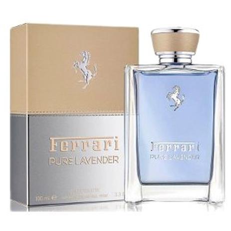 Ferrari Pure Lavender Eau de Toilette 100ml (Unisex) fashion365 aromata andrika aromata