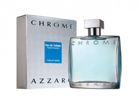 Azzaro Chrome Eau de Toilette 200ml fashion365 aromata andrika aromata