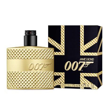 James Bond 007 for Men Gold Limited Edition Eau de Toilette 75ml fashion365 aromata andrika aromata
