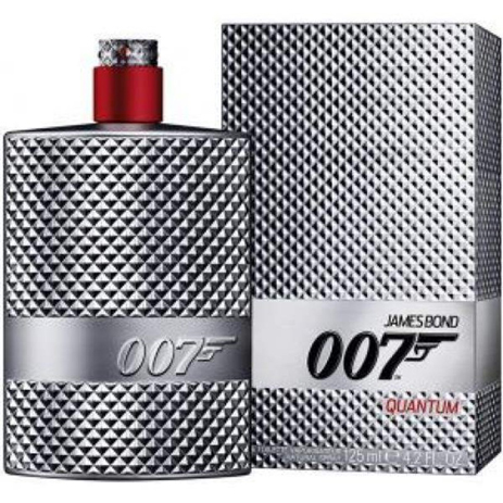 James Bond 007 Quantum Eau de Toilette 125ml fashion365 aromata andrika aromata