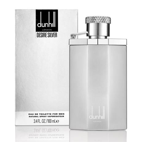 Dunhill Desire Silver Eau De Toilette 100ml fashion365 aromata andrika aromata