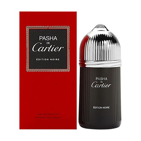 Cartier Pasha de Cartier Edition Noire Eau de Toilette 150ml fashion365 aromata andrika aromata