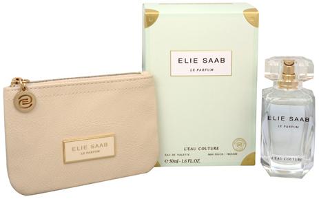 Elie Saab Le Parfum L'Eau Couture Eau De Toilette 50ml +Mini Pouch