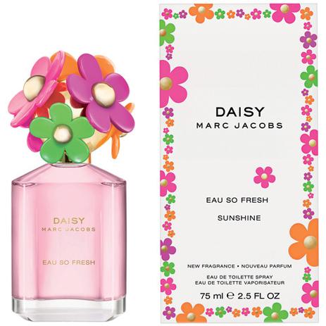 Marc Jacobs Daisy Eau So Fresh Sunshine Eau De Toilette 75ml fashion365 aromata gynaikeia aromata