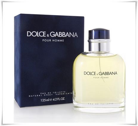 Dolce & Gabbana Pour Homme Eau de Toilette 125ml fashion365 aromata andrika aromata