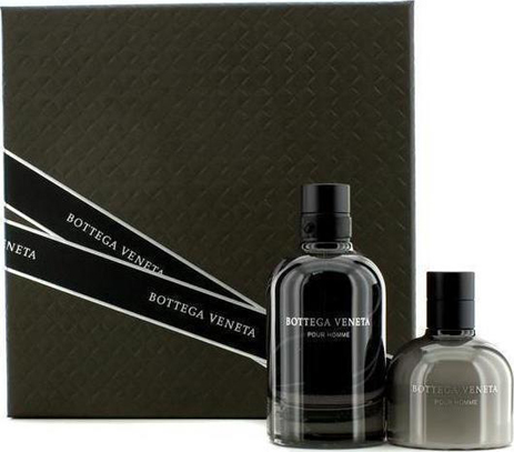 Bottega Veneta Pour Homme Eau de Toilette 90ml + After Shave Balm 100ml Gift Set fashion365 aromata andrika aromata