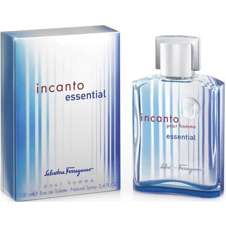 Salvatore Ferragamo Incanto Essential Pour Homme Eau de Toilette 50ml fashion365 aromata andrika aromata