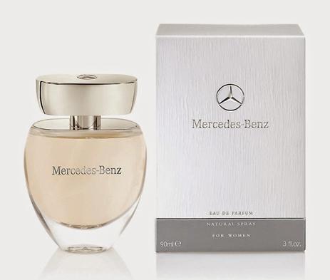 Mercedes Benz for Women Eau de Parfum 90ml fashion365 aromata gynaikeia aromata
