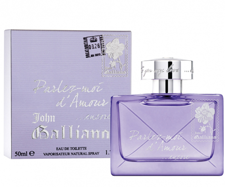 John Galliano Parlez-Moi d`Amour Encore Eau de Toilette 80ml fashion365 aromata gynaikeia aromata