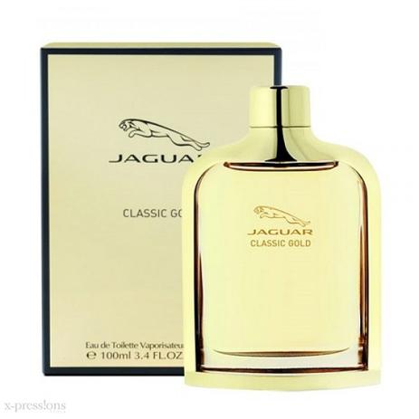 Jaguar Classic Gold Eau de Toilette 100ml fashion365 aromata andrika aromata