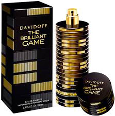 Davidoff The Brilliant Game Eau de Toilette 100ml fashion365 aromata andrika aromata