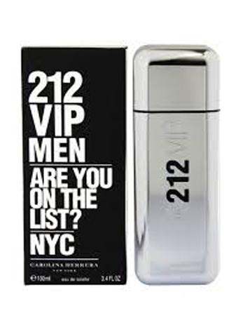 Carolina Herrera 212 VIP MEN Eau de Toilette 100ml fashion365 aromata andrika aromata