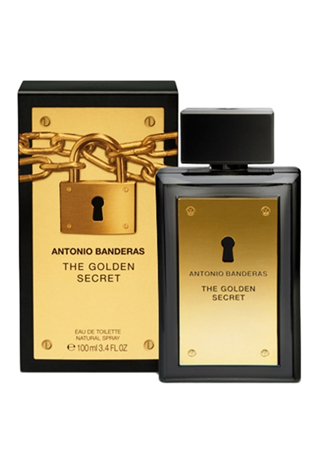 Antonio Banderas The Golden Secret Eau de Toilette 100ml fashion365 aromata andrika aromata