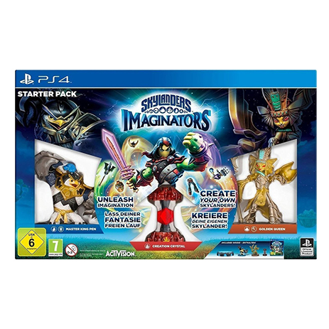 Skylanders Imaginators Starter Pack - PS4 Game gaming games paixnidia ps4