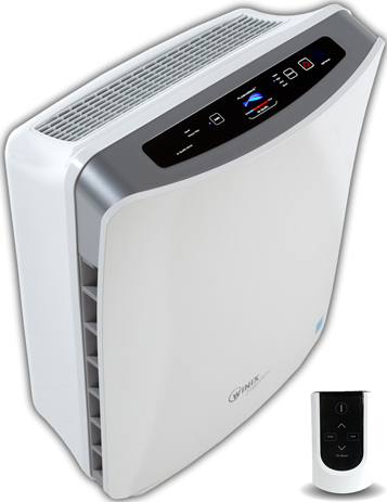 Καθαριστής Αέρα Winix U450 hlektrikes syskeyes texnologia klimatismos uermansh ionistes kauaristes aera
