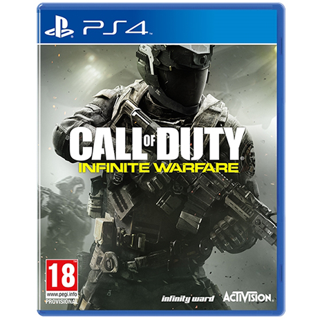 Call Of Duty Infinite Warfare - PS4 Game gaming games paixnidia ps4