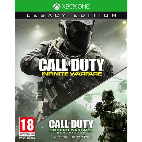 Call Of Duty Infinite Warfare Legacy - XBox One Game gaming games paixnidia xbox one