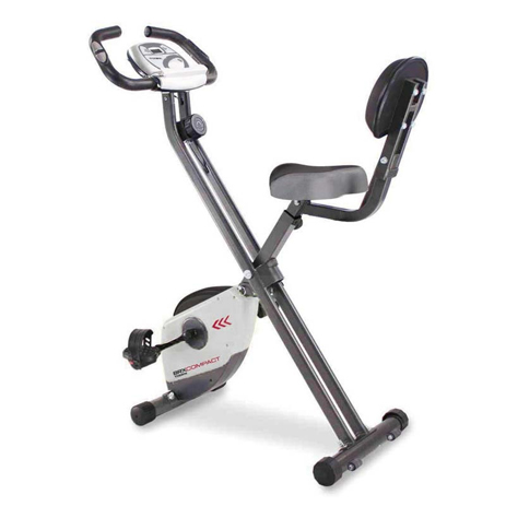 Ποδήλατο Γυμναστικής Toorx BRX-Compact New paixnidia hobby organa gymnastikhs podhlata